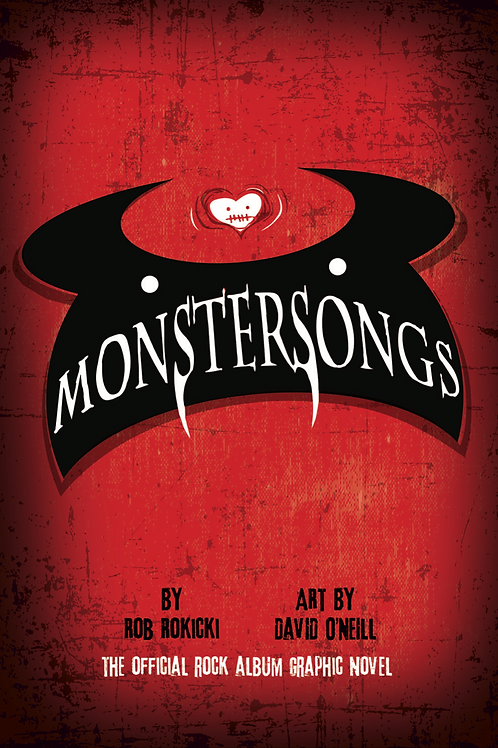 Monstersongs: The Digital Graphic Novel