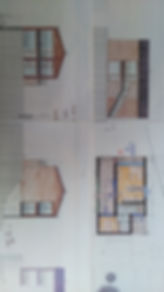 Planung des Dahoam Chalets