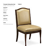 'Trocadero Dining Side Chair - T1003-S.j