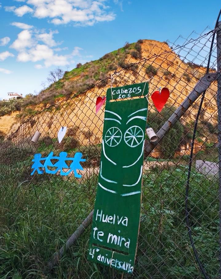Cabezos SOS - Huelva te Mira