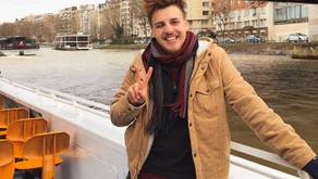 Intern Profile - Charlie A. Franco