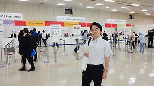 東海大学リハビリテーション科 第13回 国際リハビリテーション医学会世界会議in神戸