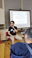 東海大学リハビリテーション科 古賀 信太朗