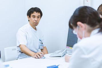 東海大学リハビリテーション科 原嶋 渉(専攻医)