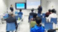 東海大学リハビリテーション科 月1回開催されるセミナーの様子