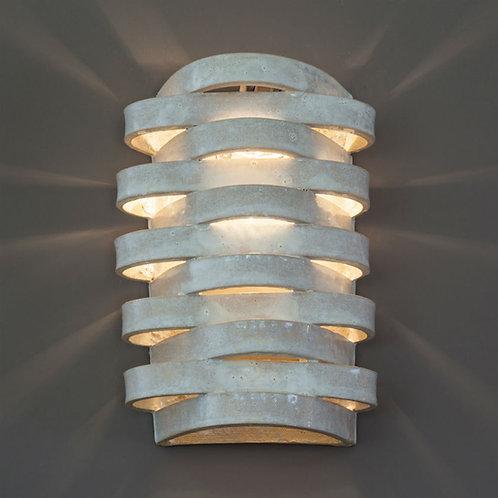 מנורת קיר קשתות אנכית
