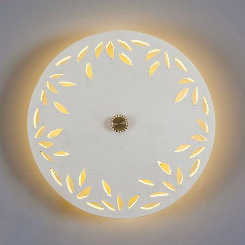 מנורת אוירה עלים