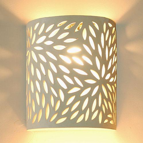 מנורת קיר תחרה