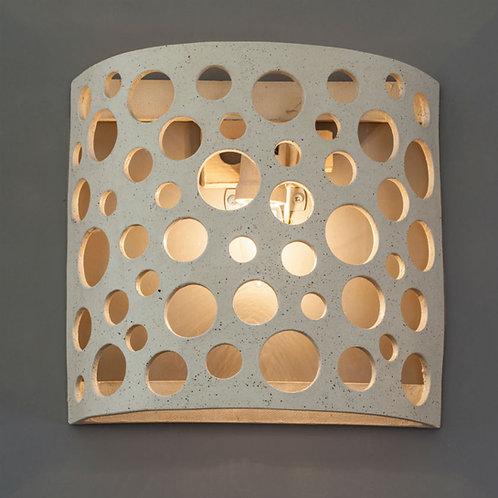 מנורת קיר עיגולים