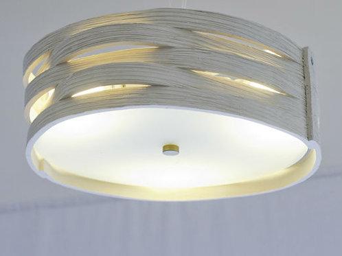 מנורת פסים צמודת תקרה