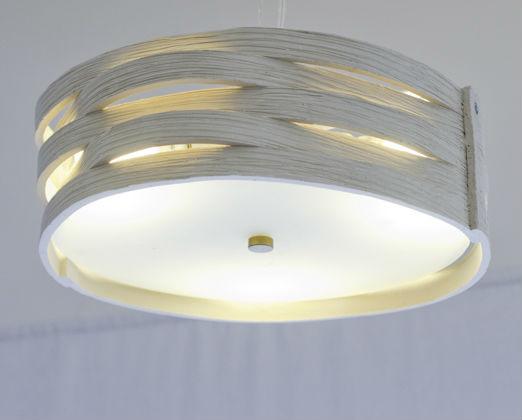 גופי תאורה מעוצבים - מנורה צמודת תקרה