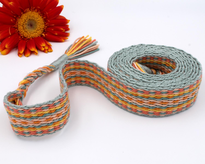 Handfasting Cord - Sage 6