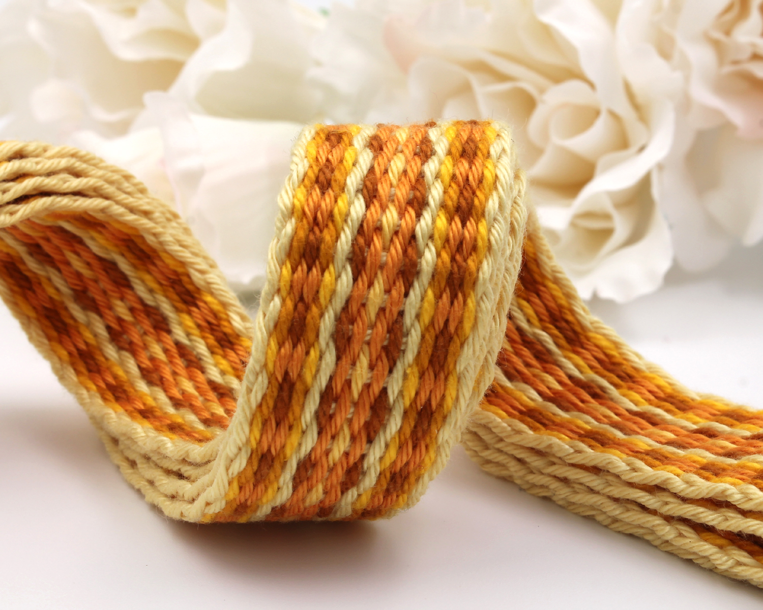 Golden Day - Handfasting Cord (8)