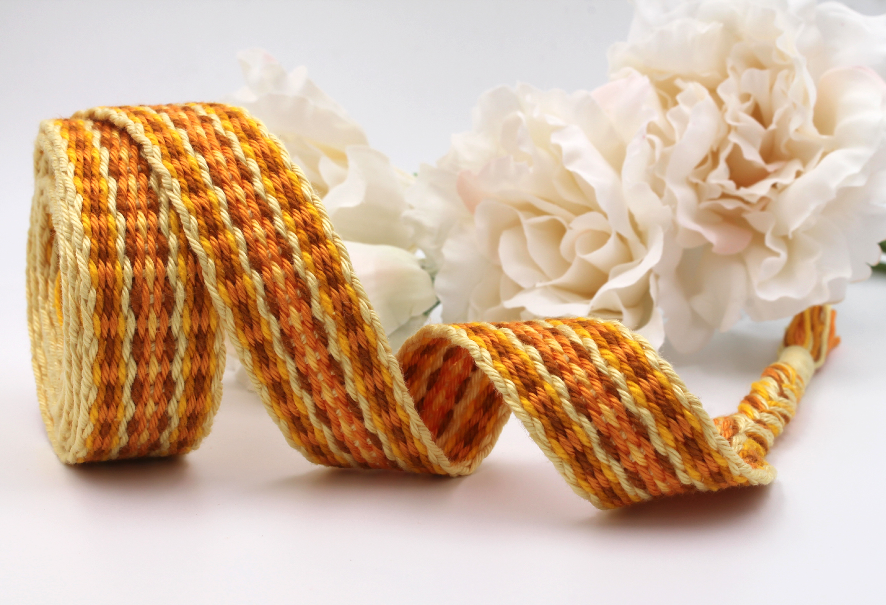 Golden Day - Handfasting Cord (1)