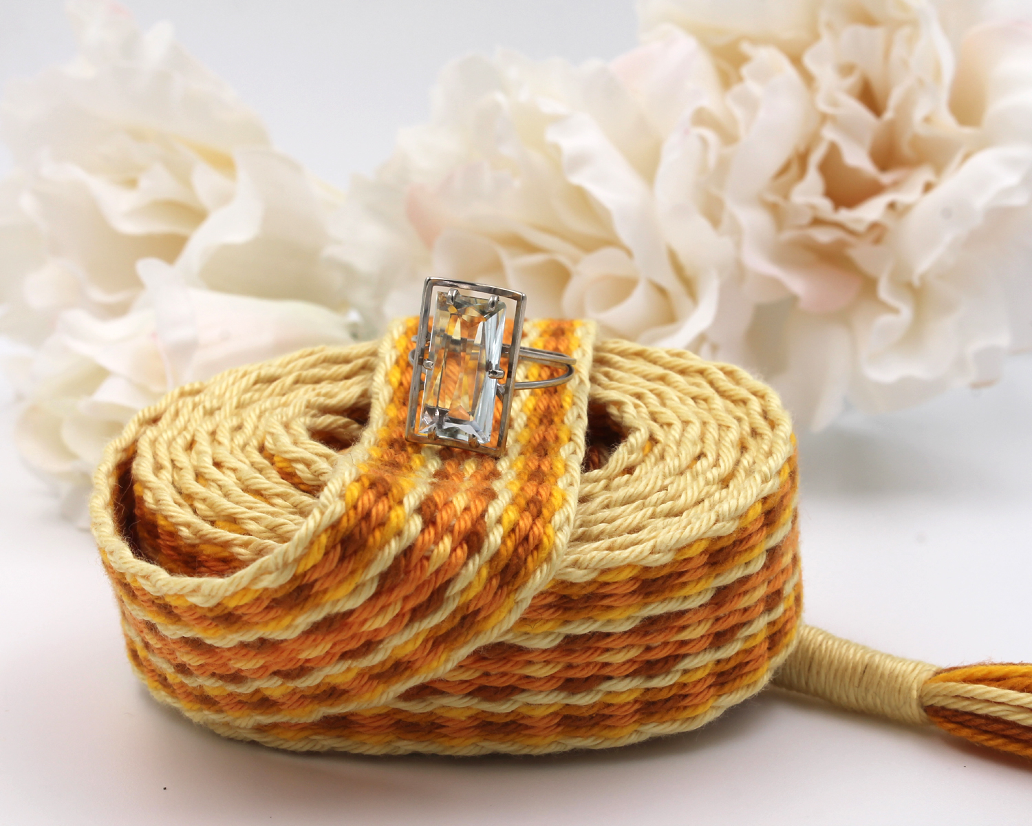 Golden Day - Handfasting Cord (3)
