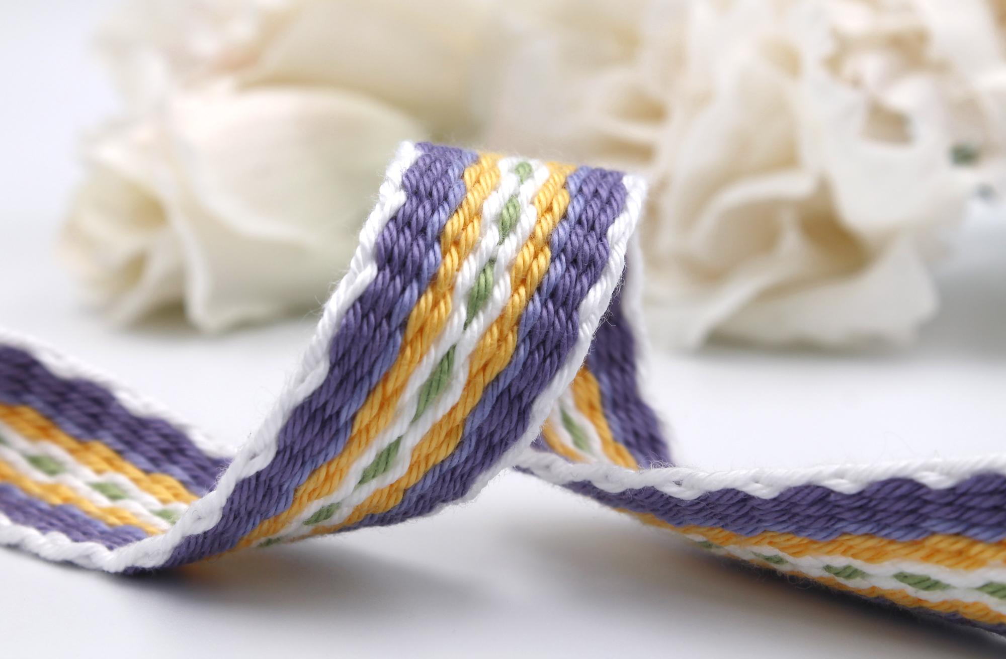 Lavender Blend Handfasting Cord (3)