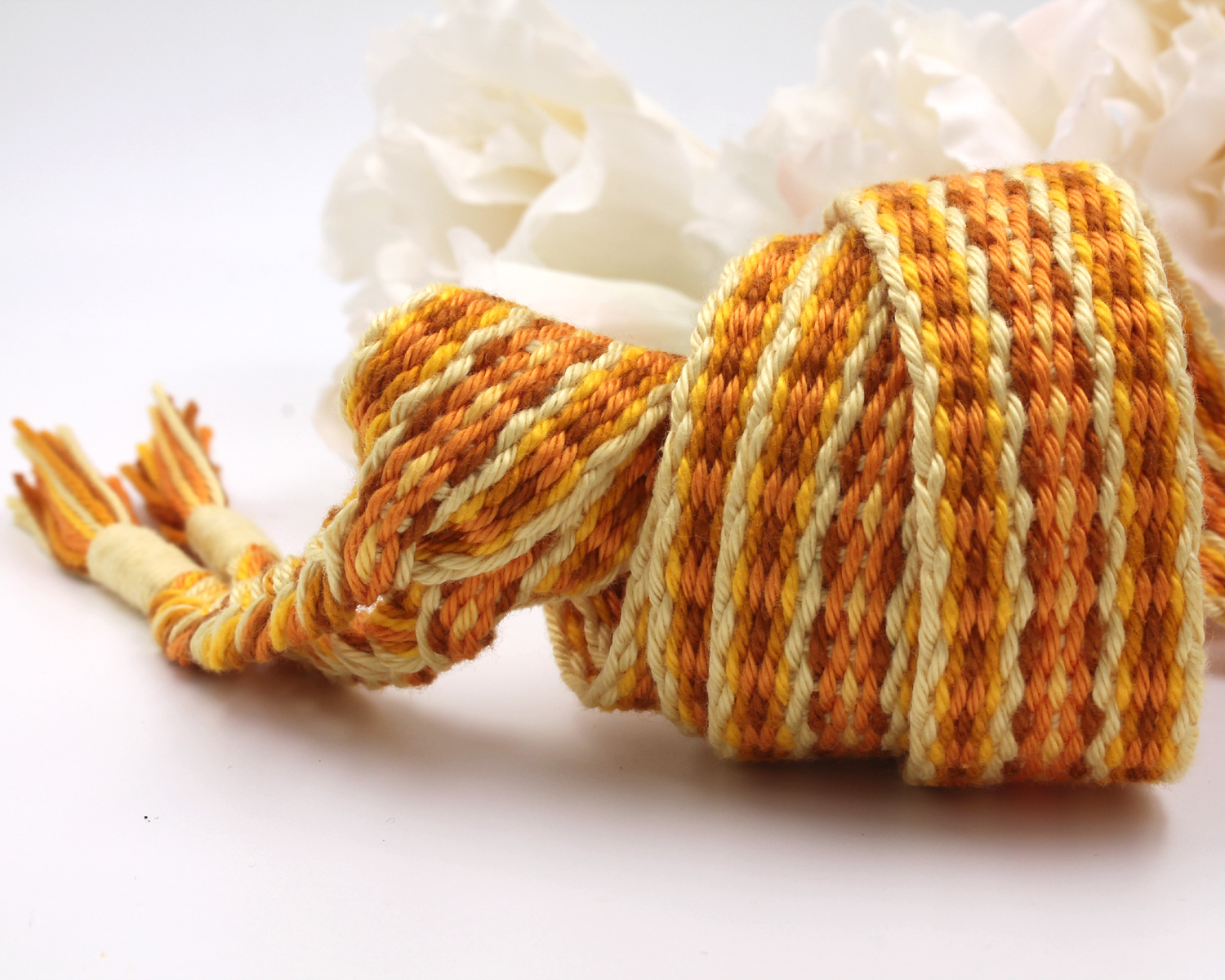 Golden Day - Handfasting Cord (10)