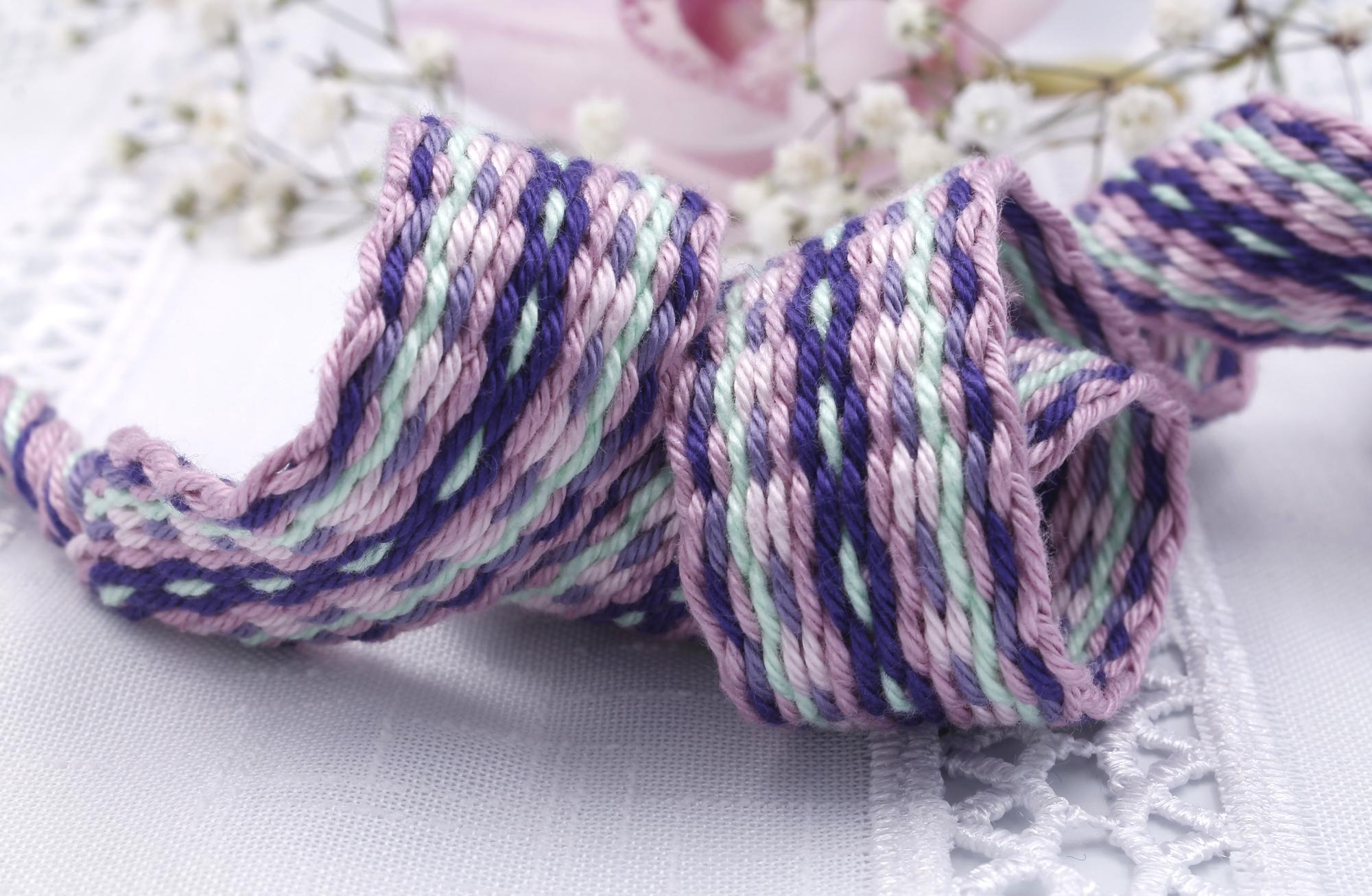 Cherry Blossom Handfasting Cord (8)