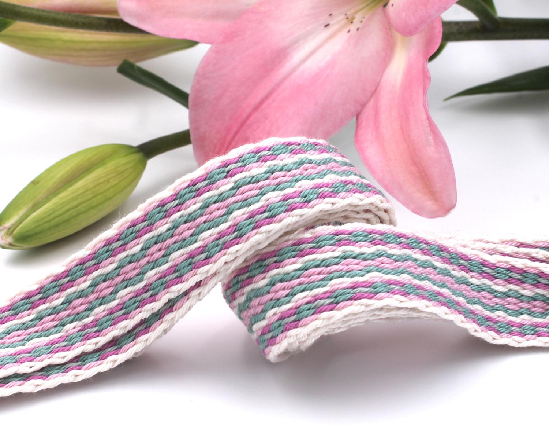 Handfasting Cord - Sage & Pink (7)