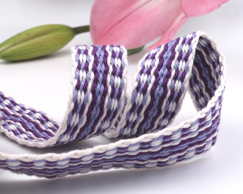Handfasting Cord - Royal Violet (6)