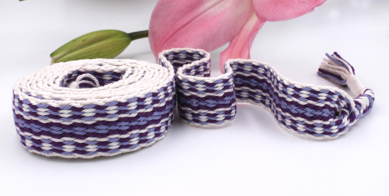 Handfasting Cord - Royal Violet (2)