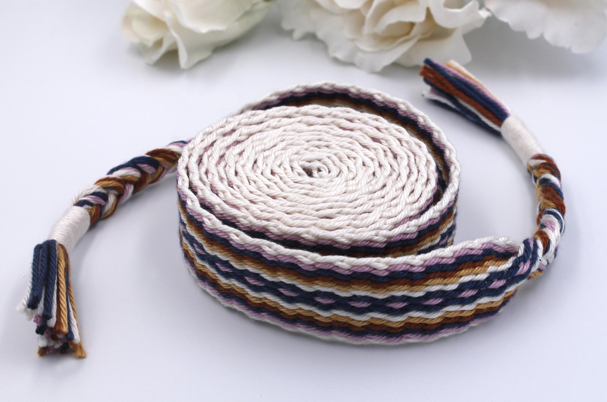 Balance Blue Handfasting Cord (3)