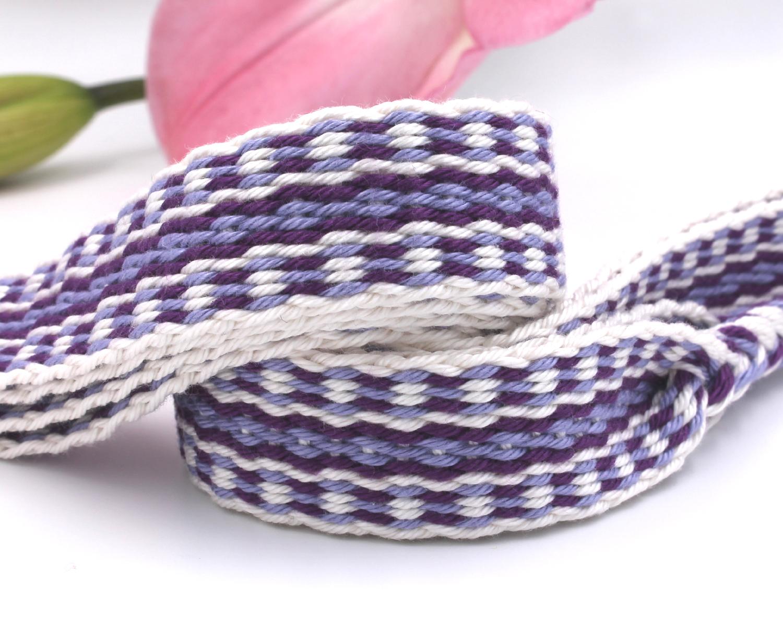 Handfasting Cord - Royal Violet (5)