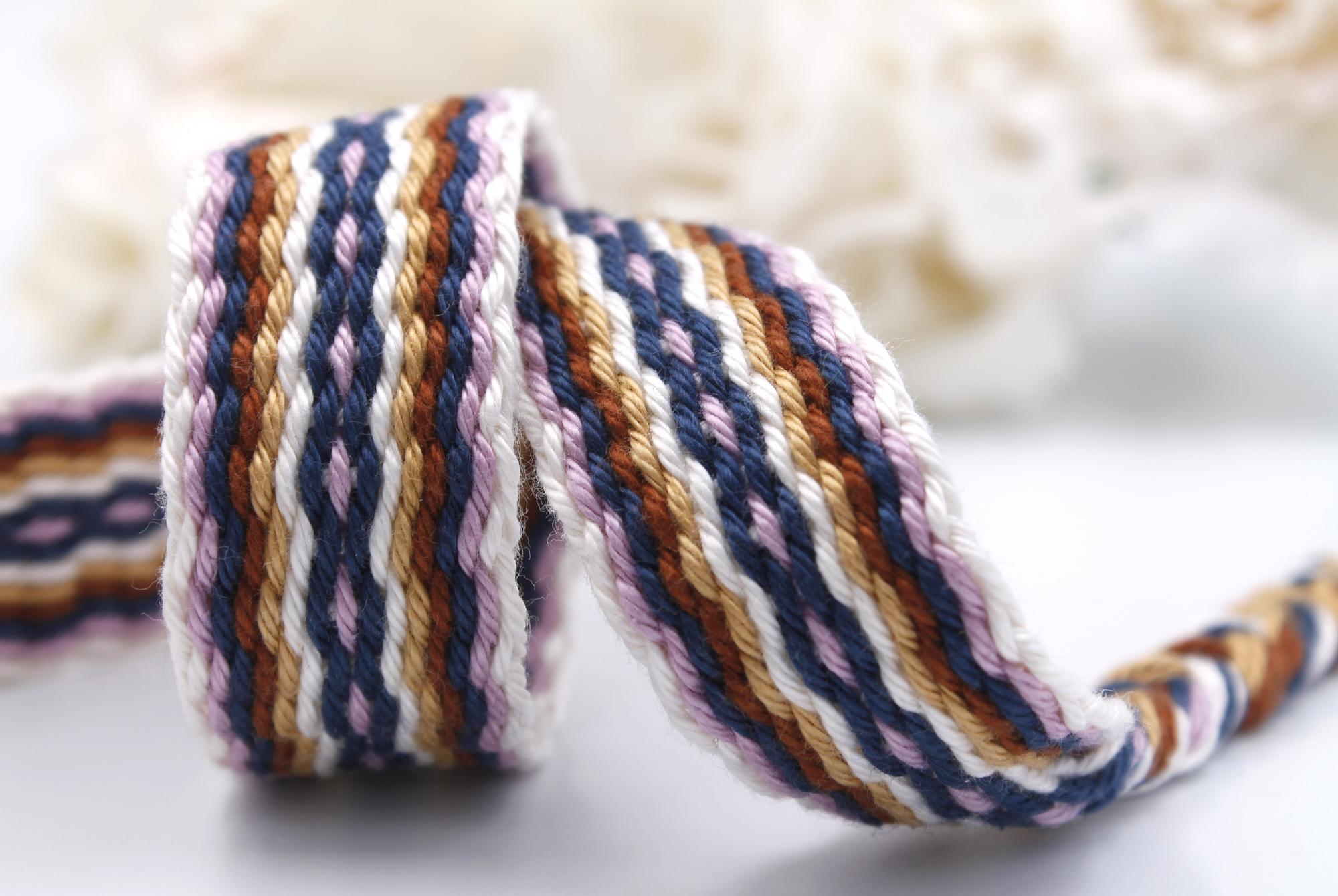Balance Blue Handfasting Cord (2)