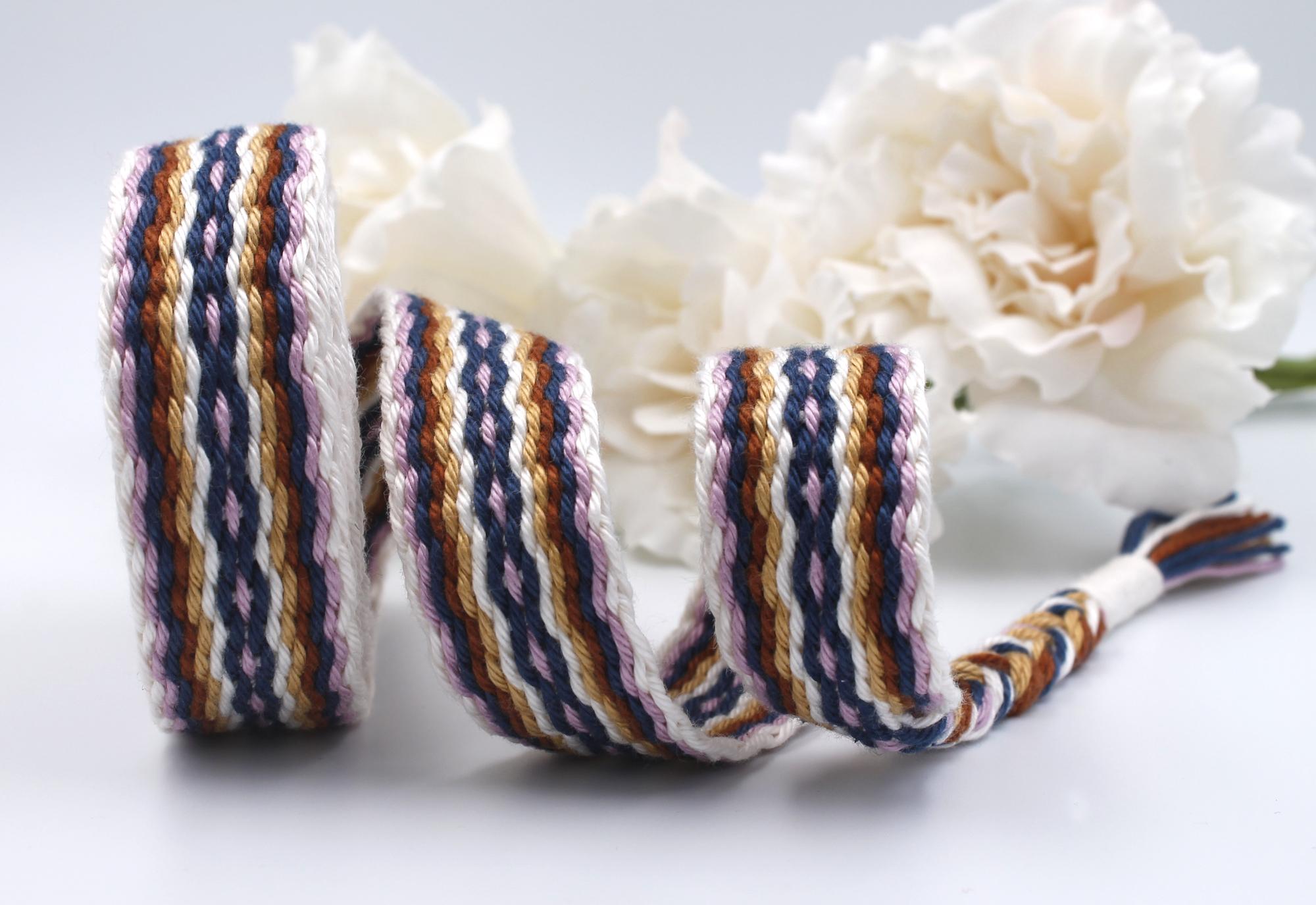 Balance Blue Handfasting Cord (6)