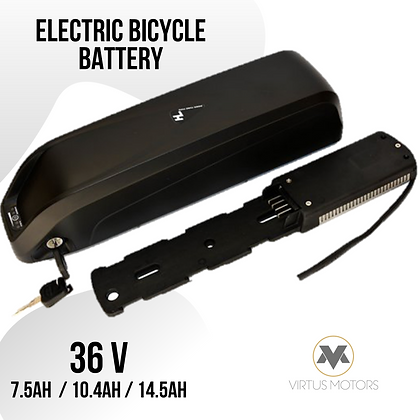 Electric Bicycle Battery Pack 36v