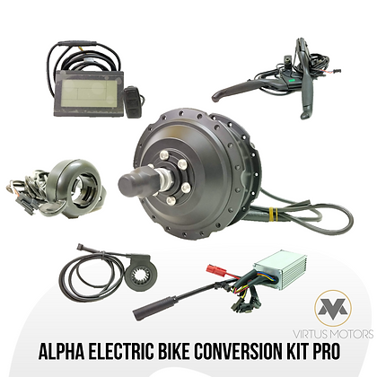 Electric Bicycle Conversion Kit - Pro