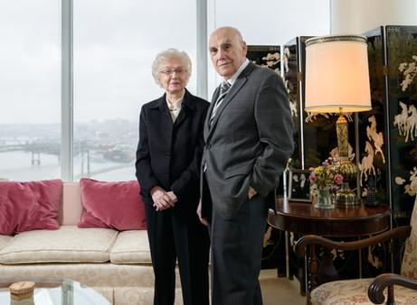 Ruth and Joseph Matarazzo