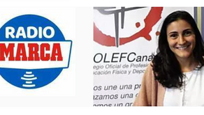 Entrevista a Laura Capdevila Riverola, vocal del COLEFCanarias en RADIO MARCA Tenerife