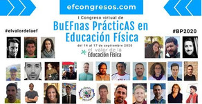Iniciativa Colegial -Congreso virtual de Buenas Prácticas en EF-