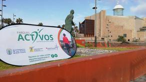 Se reanuda el proyecto Parques Activos 03.06.2020