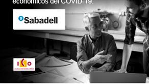 COMUNICACION SOLUCIONES ICO COVID-19 / BANCO SABADELL