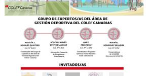 """CHARLA VIRTUAL La """"Nueva Normalidad"""" en la Gestión Deportiva Pública-Privada"""