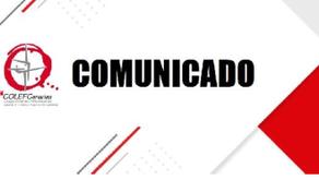 COMUNICADO Reunión con el Director del Servicio Canario de Salud 23/12/20