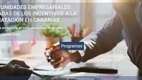 Webinar de Difusión y Promoción de las Políticas Activas de Empleo en Canarias 15-17 de septiembre