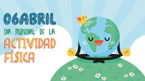 Día Mundial de la Actividad Física 2020: cuarentena en movimiento