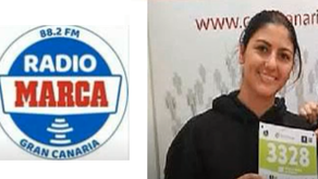 Entrevista a Marta Capdevila, colegiada nº 56.564 en RADIO MARCA Gran Canaria - 19.06.20