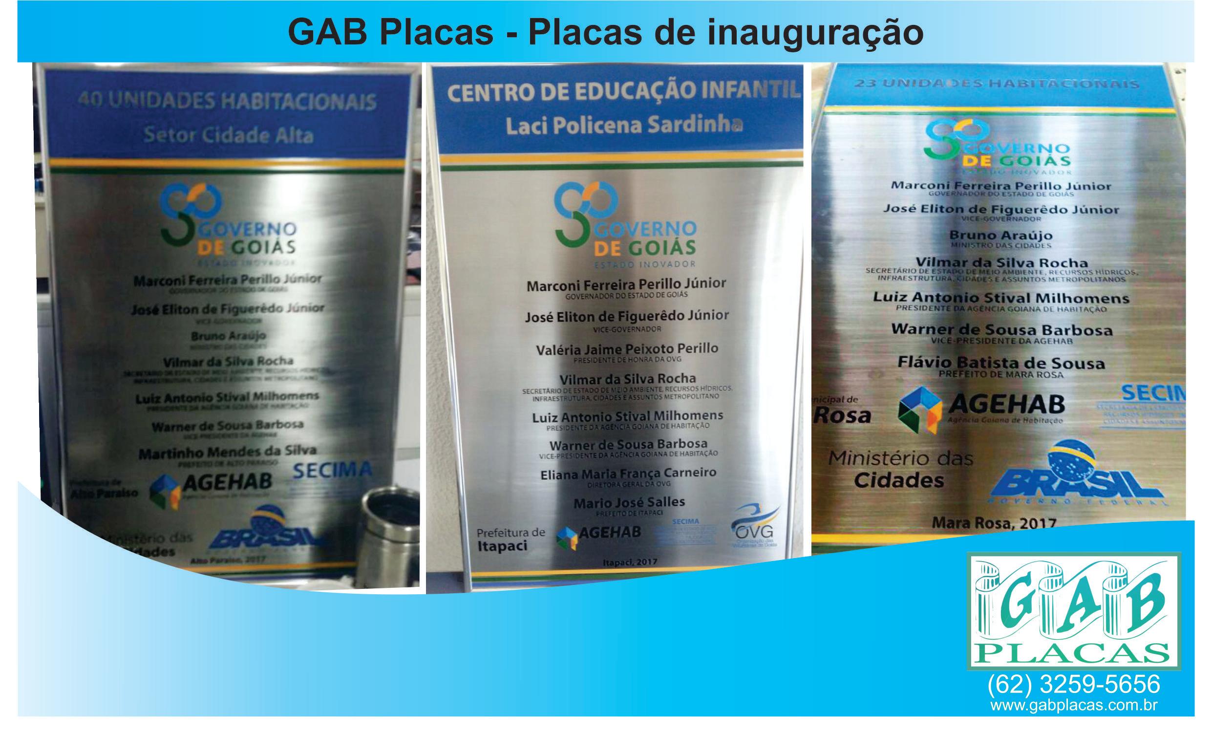 GAB_Placas_Goiânia_GO_-_Placa_aço_escovado_-_cliente_Agehab