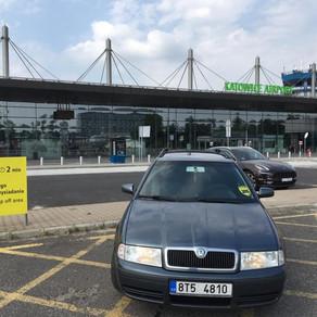 Odvoz zákazníků z Ostravy na letiště Katowice