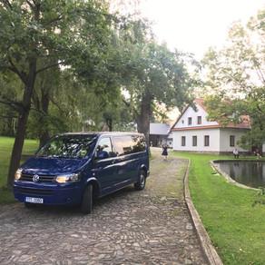 Další vydařená svatba za námi, tentokrát v Oldřichovicích.