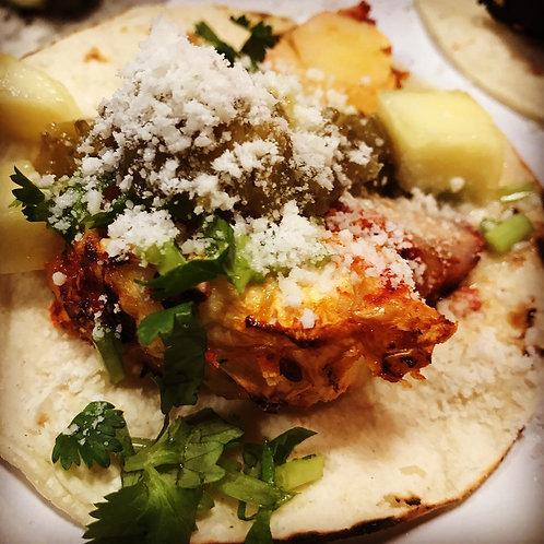 3 Street Taco Meal