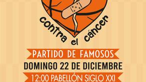 Basket contra el cáncer.
