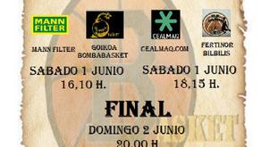 Final Four 2ª Aragonesa