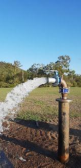 website photo JMD irrigation bore Monto.