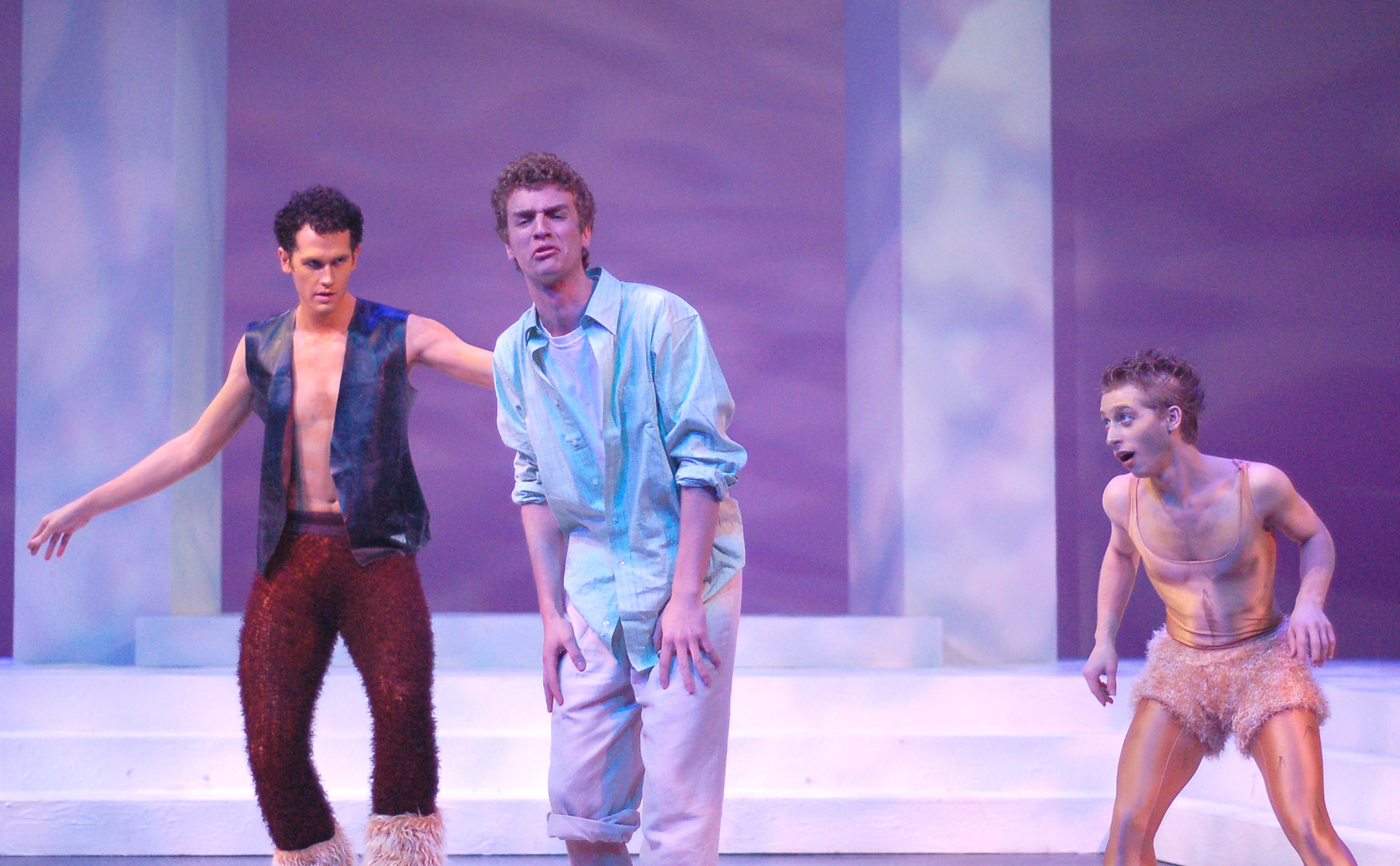 "Puck in ""A Midsummer Night's Dream"""