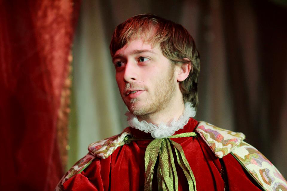 "Valentine in ""Twelfth Night"""